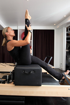 Marie Claire Dacquet - Pilates Instructor
